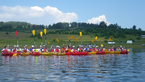 Kayak school
